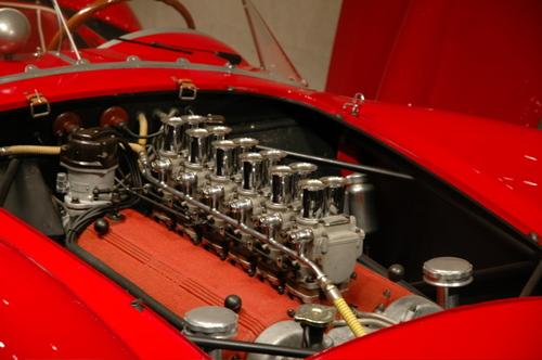 250 TR motor